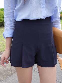 Simple short pants ; 3 color  BEST ♥재입고 :)